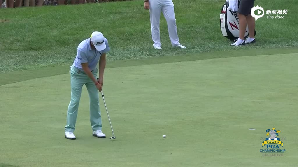 PGA决赛托马斯集锦