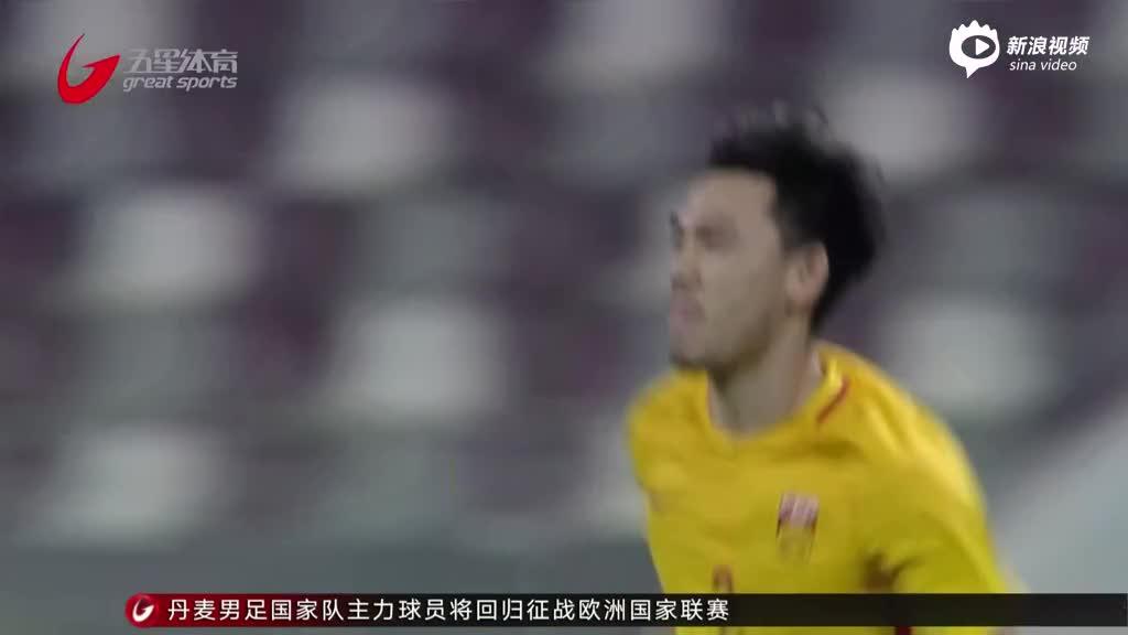 国足0:1卡塔尔