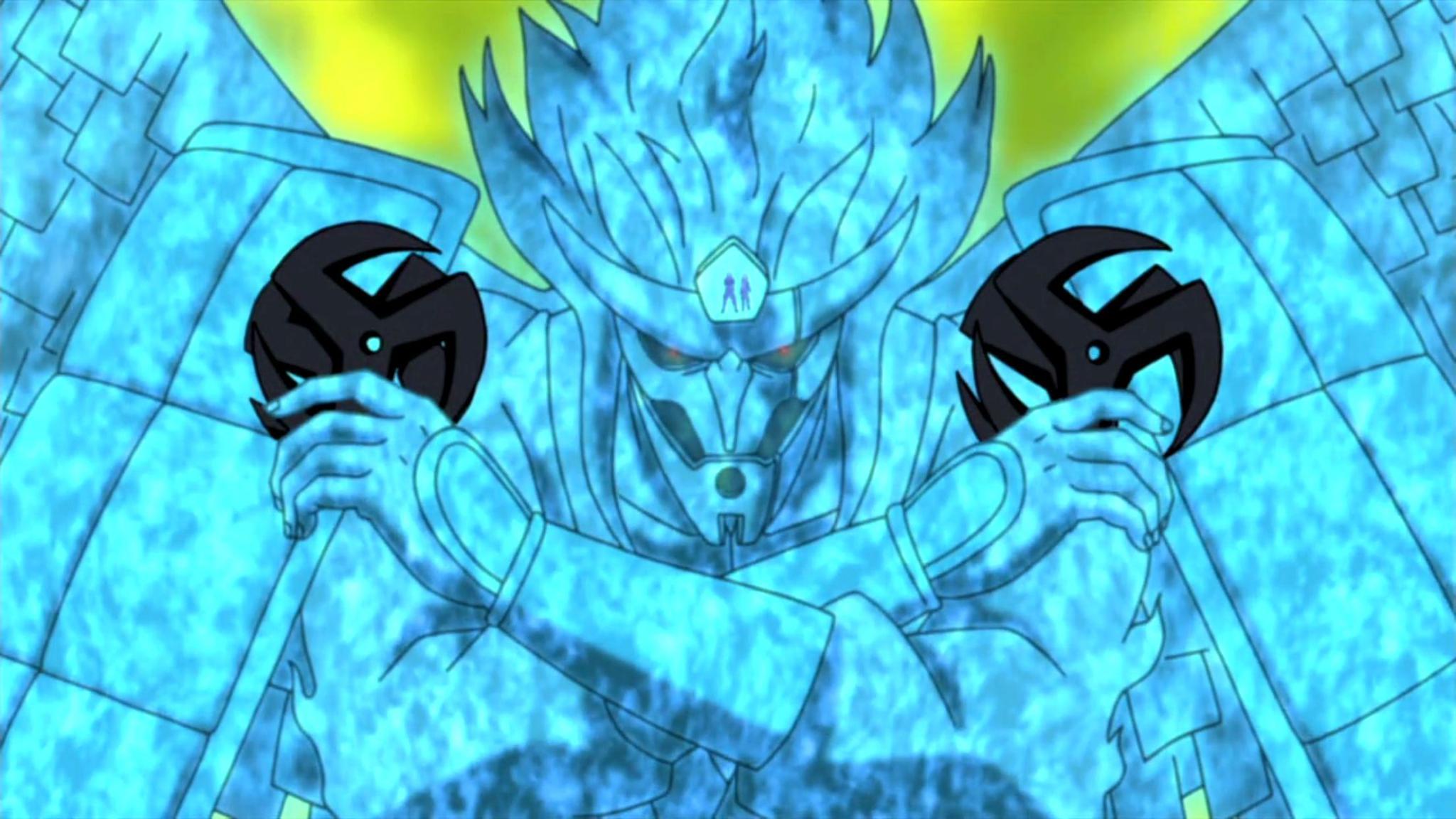火影忍者秋风:面具男1v2,再见了我的同类