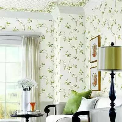 67墙纸 窗帘 百变搭配,天生一对 墙布 窗帘 风格