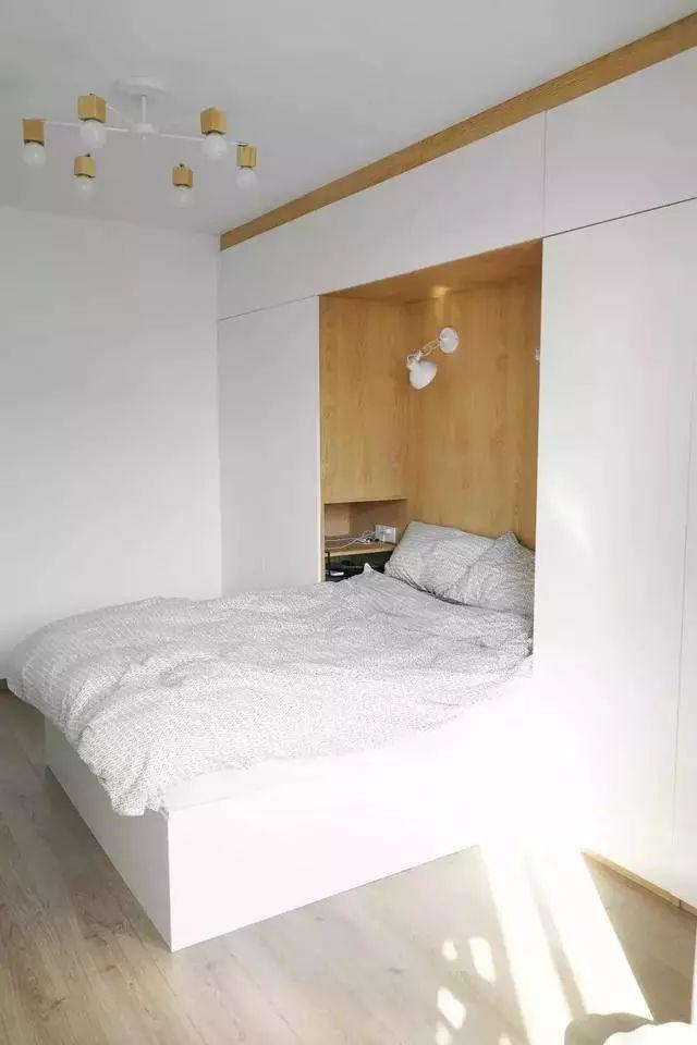 卧室收纳很重要,把衣柜做好才不会显得太过拥挤
