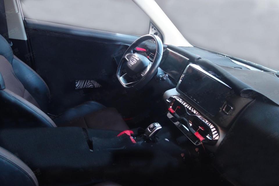 吉利再曝SX12申报图,硬派小身板吸睛,对标长安CS35?