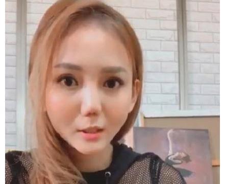 刘乔安直播道歉,她的鼻子因为吸毒变成这样了!
