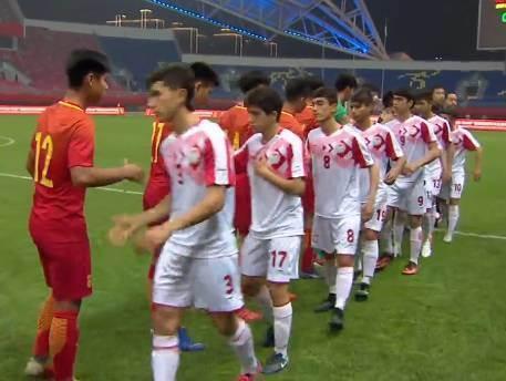 华山杯-姚致宇昏厥离场幸无大碍 U16国足0-0屈居亚军