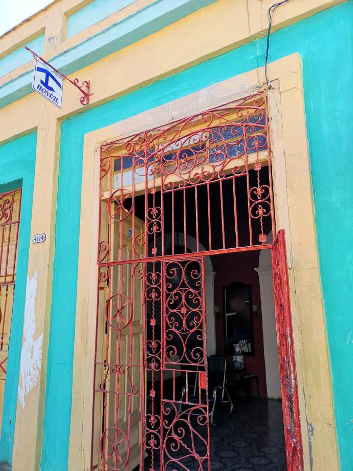 加勒比海岸的西恩富戈斯