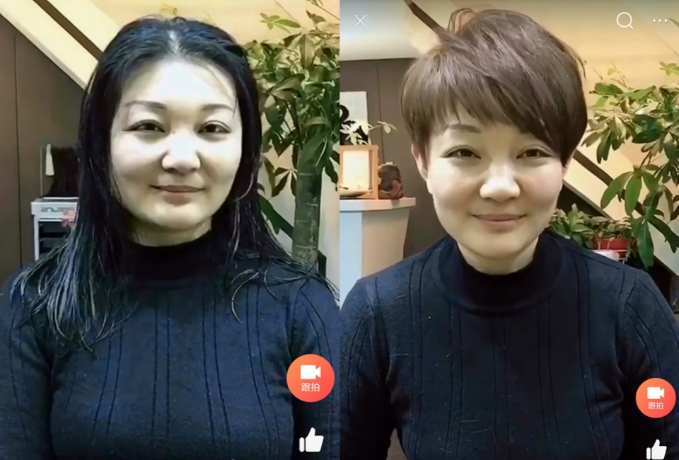 10款减龄又瘦脸的发型,让你大脸变小脸图片