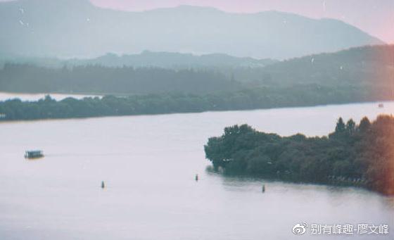 西子湖畔觅荷风,未见白娘子,却见雷峰塔!