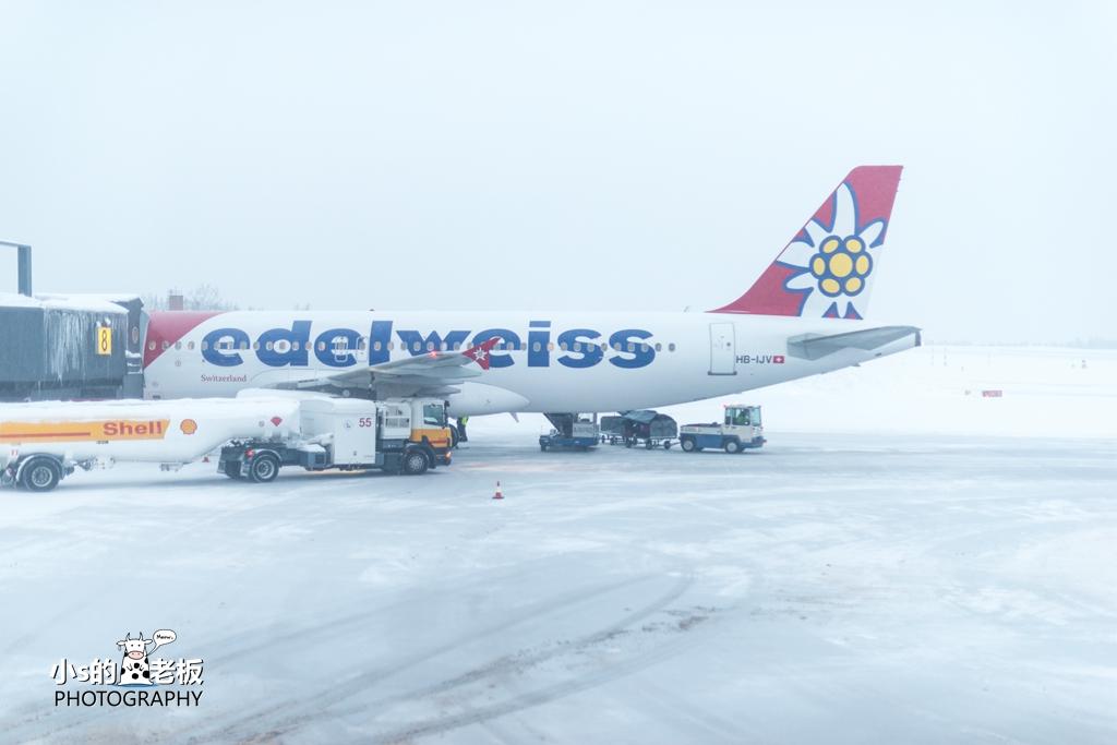 有一座机场,它横穿北极圈