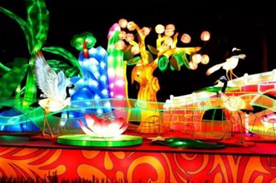 赏中秋!广州文化公园灯会重大开放,9月22-24日看繁花盛果!