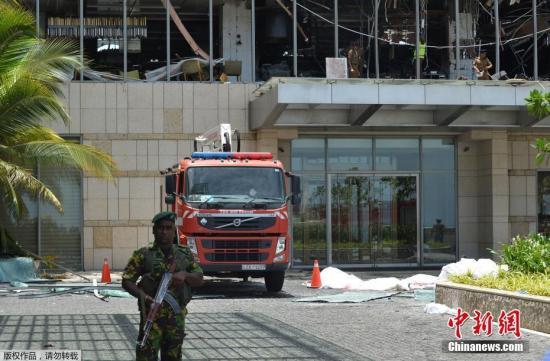 斯里兰卡疑似装运袭击爆炸装置的卡车司机被扣押