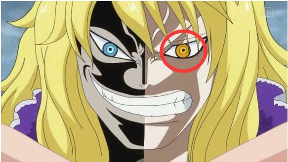 海贼王 伊姆大人的眼睛很特殊 有三位海贼和他的眼睛一模一样 伊姆 海贼