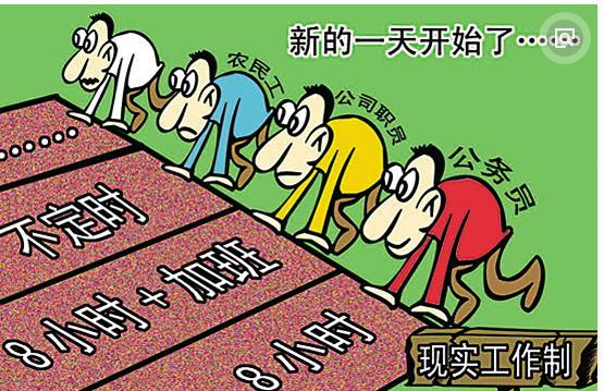 """中国推行一周""""休三天""""工作制可行吗?"""