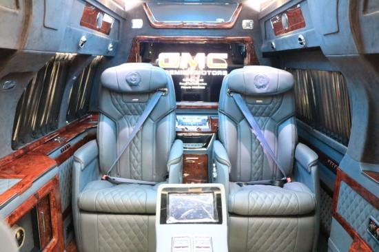 19款GMC商务之星明星保姆车成交价