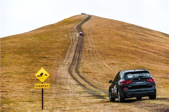 全能担当深度探索北疆 2018 全新BMW X3 北区探境之旅