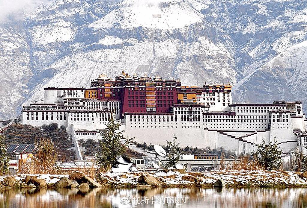 冬游西藏,只为回归我心中的香格里拉