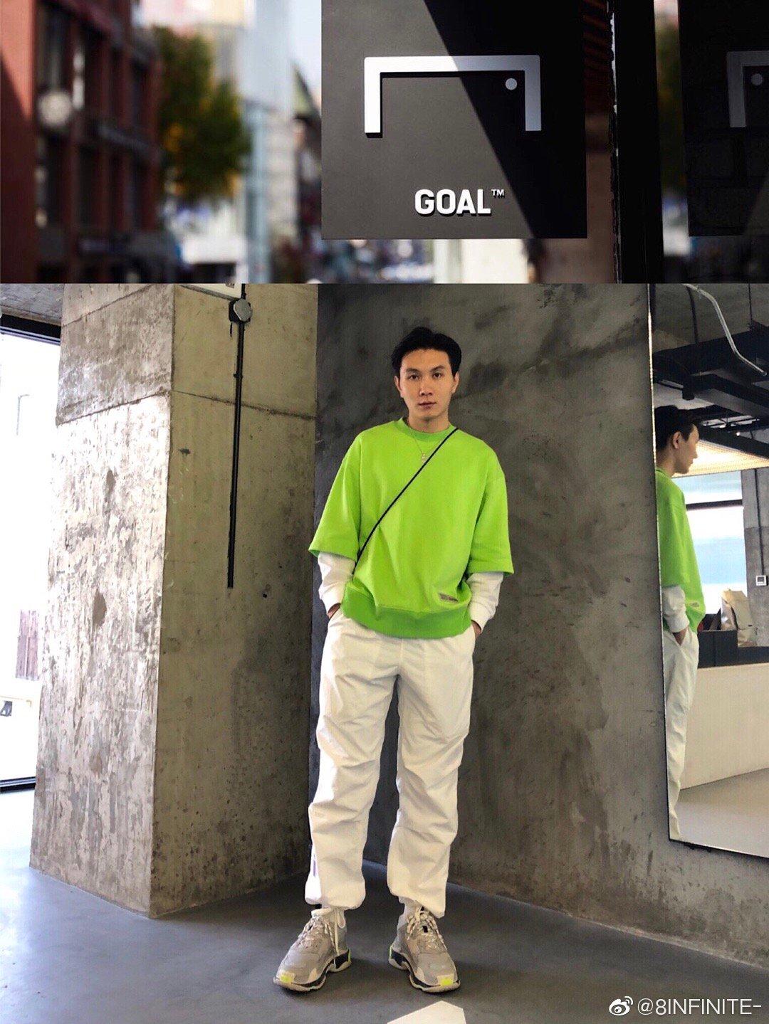 偶遇韩国新晋潮流品牌 - Goal 明洞乐天百货快闪店