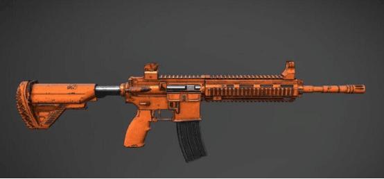 绝地求生卡盟步枪排名,M4上榜,不愧是刚强之王