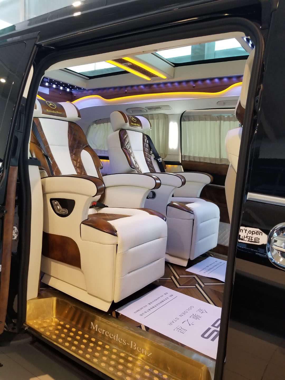 奔驰V-Class商务车,商务之星全国最低价!