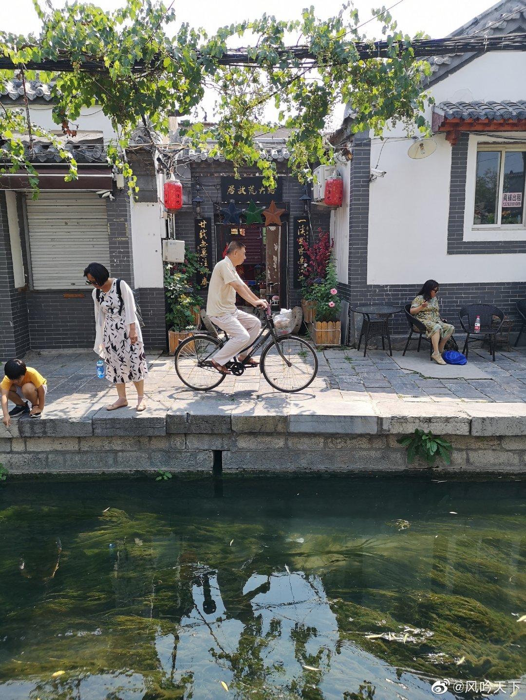 一探泉城济南的小桥流水人家