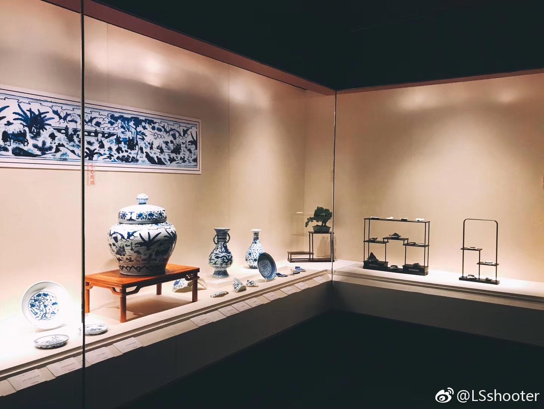 故宫里那些明代的精美瓷器