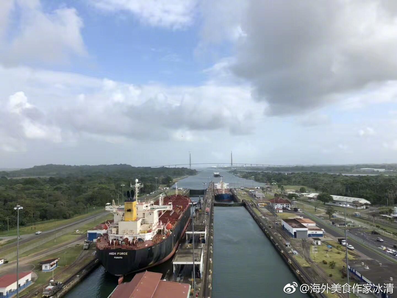 闻名举世的巴拿马运河