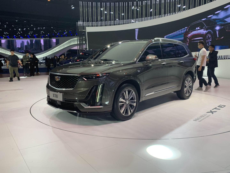 2019上海车展 | 开拓大型豪华SUV细分市场 凯迪拉克XT6亚洲首发