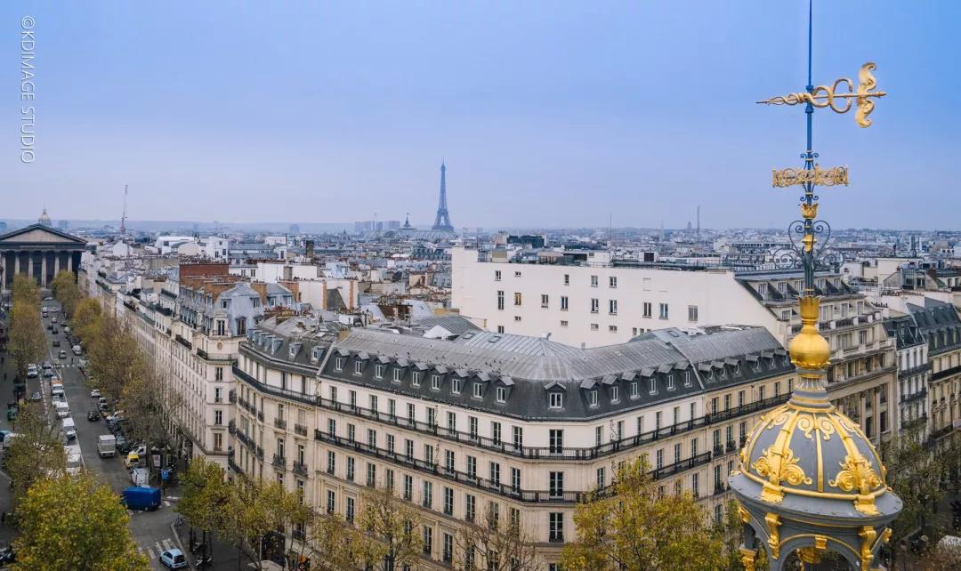 带你去巴黎过七夕,私藏巴黎浪漫地标之旅!