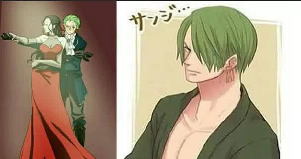 """海贼王:索隆要换掉""""绿头发"""",这4个新发型,你最喜欢哪个?图片"""