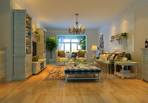 新房子装修不要慌,桂林美伦装饰带您领略朴实自然的田园风