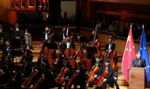 新春音乐会:用音乐讲好中国故事