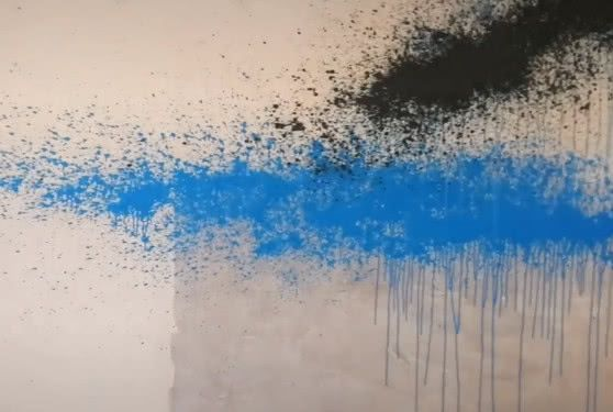 美术生为海米画墙绘,看到成果后,网友呆了,致敬索隆!