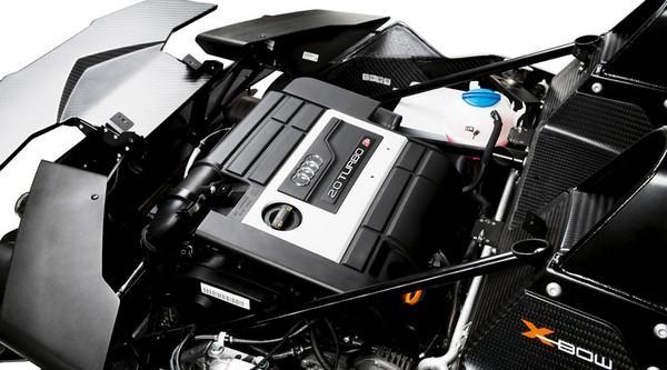 这款车搭载300马力奥迪引擎,仅重0.8吨!是真正的驾驶者之车