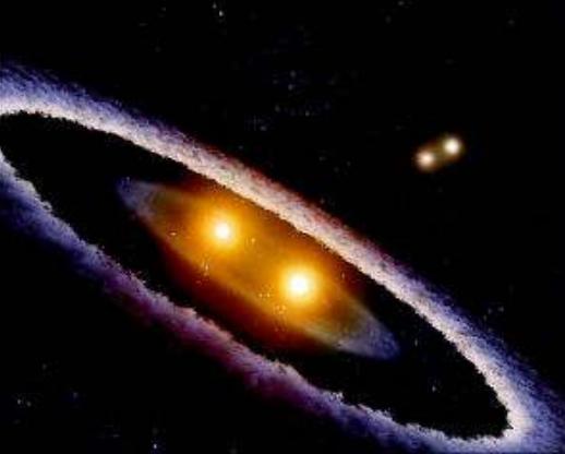 假如一个稳定星系里面,却出现了多个恒星,这对文明意味着什么?
