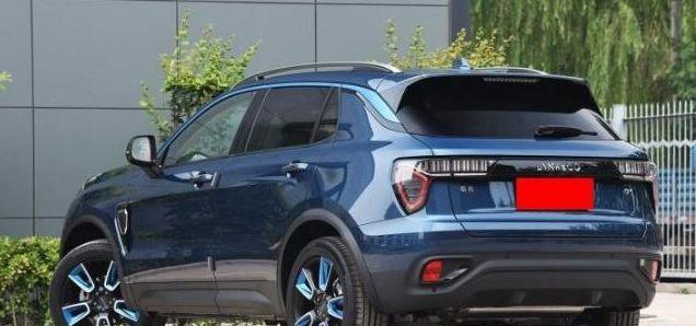 销量最高的国产豪华SUV,百公里油耗1.7升,网友:值得骄傲