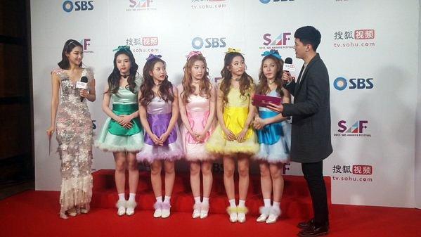 Red Velvet红毯礼服引韩网友热议,难道和回归新专辑有关?