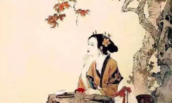 宋朝最豪放女词人,写下一首为世俗所不容的词,被逼无奈跳了河图片