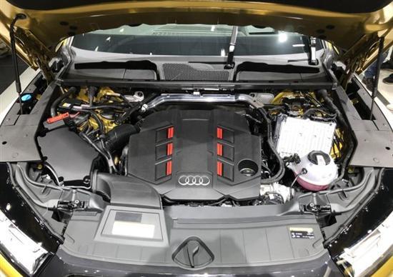 奥迪SQ5 TDI正式亮相 今夏将于德国上市