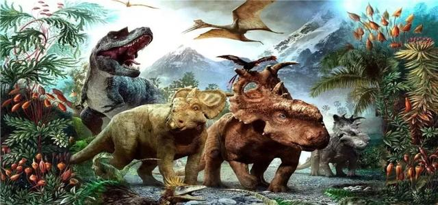 海梦城侏罗纪公园强势入驻传綦世界文旅城!