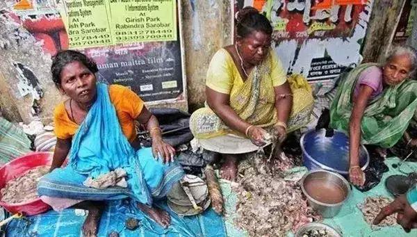 各国菜市场,日本像商场,印度很脏,外国人用一个字评价