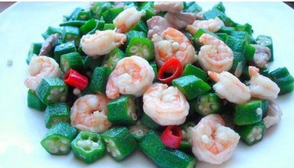 美食推荐:肉末凉拌面,川味红油肚丝,虾仁炒秋葵的做法