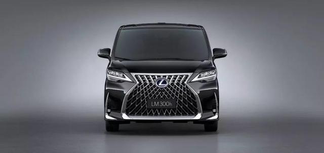 雷克萨斯全新MPV亮相2019上海国际车展