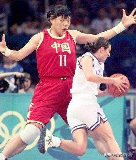 韩旭之前4名中国女篮队员登陆WNBA,表现最佳