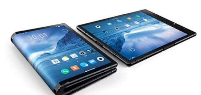 商城,三星和华为小米赢家折叠屏手机,布局或成最后小米苹果同时手机何时发货图片