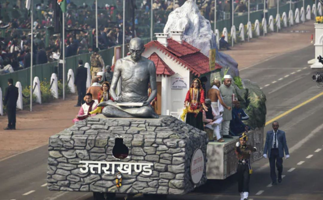 又一届严肃紧张活泼并且开挂的印度共和国日