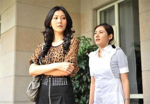 万年女配李彩烨终结婚,错过洪世贤,还有自己的婚纱