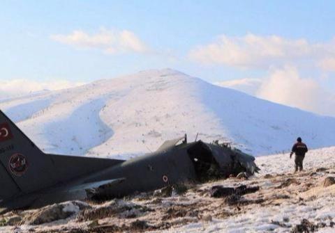 土耳其发生坠机事件,4名人员全部身亡,造成很大损失