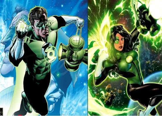 六位美漫英雄变成女性,超人最美丽,海王实力最强
