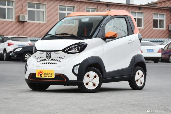 宝骏E100新能源全国新车4.68万起,最低5.5折