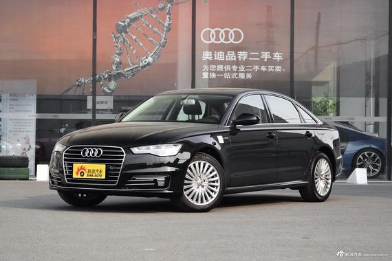 8月新车比价 奥迪A6L新能源最高直降1.34万