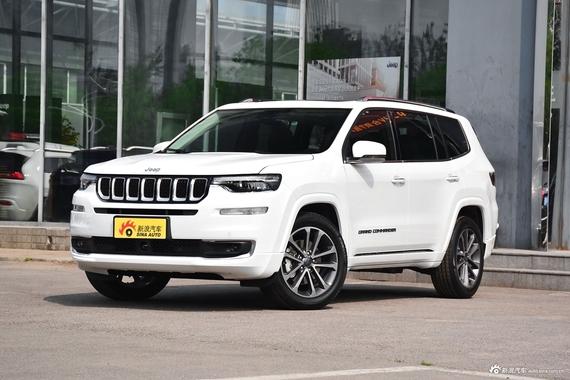 8月新车比价 大指挥官最高直降1.5万